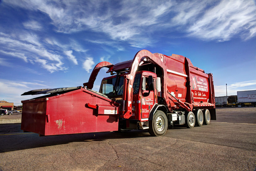 Commercial Waste Management Service Novak Sanitary Service