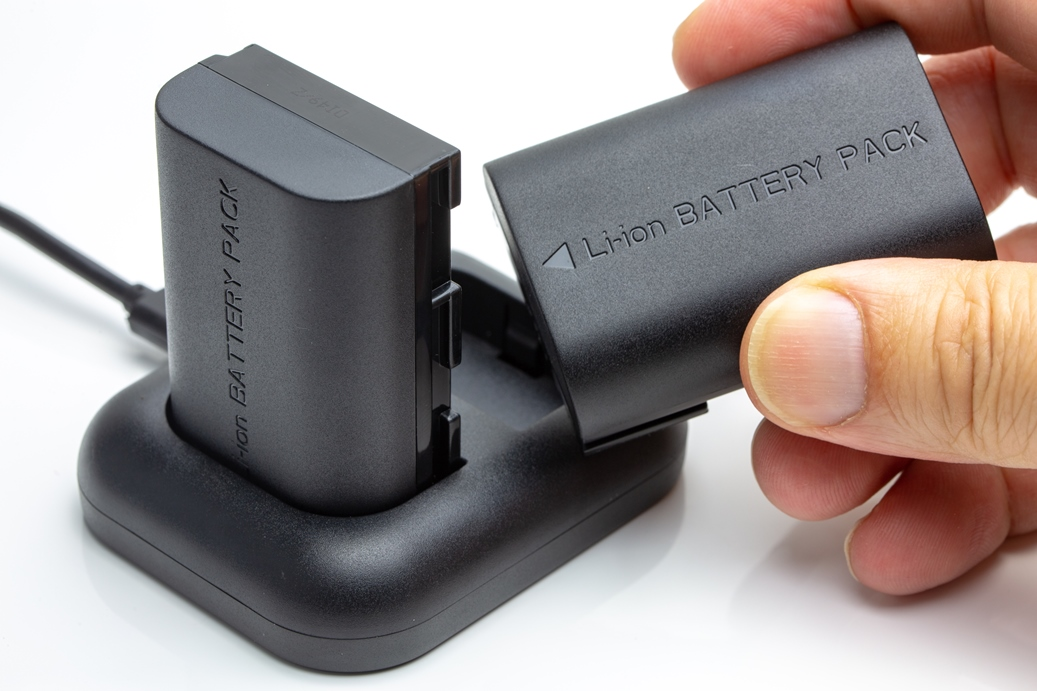 Lithium-Ion Battery Packs