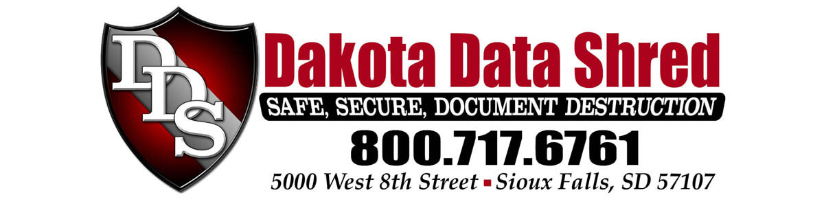 Dakota Data Shred logo